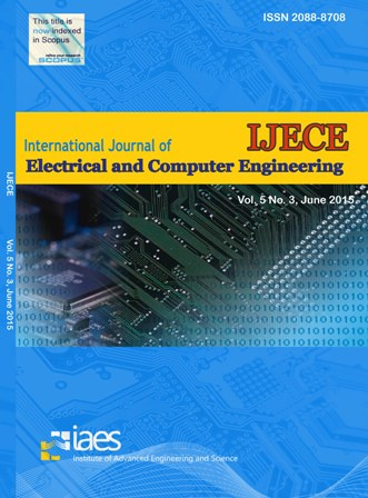 International Journal of Electrical and Computer Engineering (IJECE)